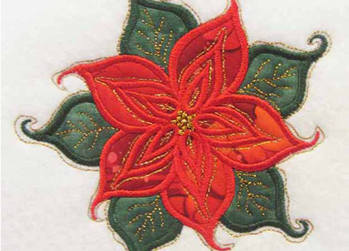Sulky Embroidery Club Christmas Design Round-up