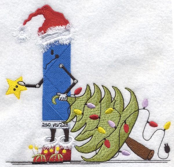 Christmas Spoolie