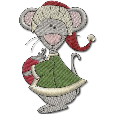 mouse-with-decoration