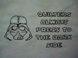 quilters dark side