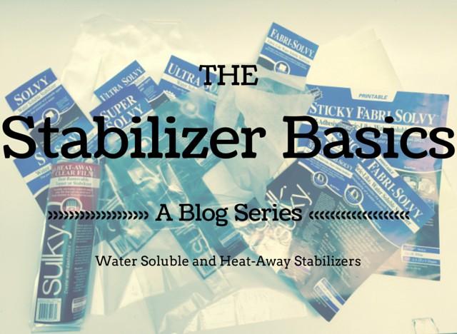 Stabilizer Basics