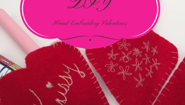 Valentine's Day DIY – Free Pattern Download