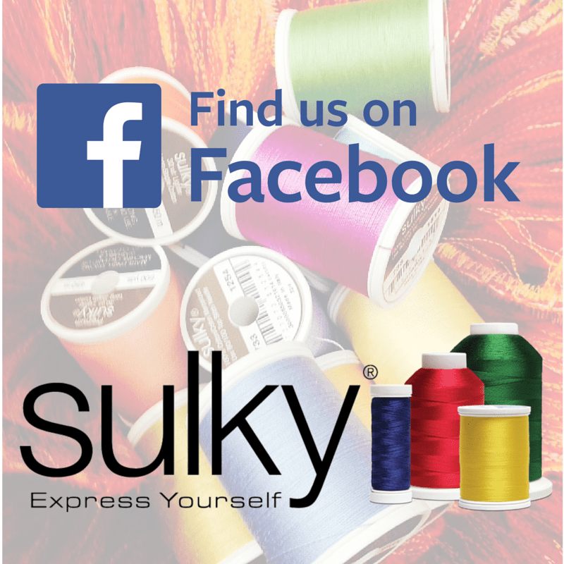 Like #sulky on Facebook