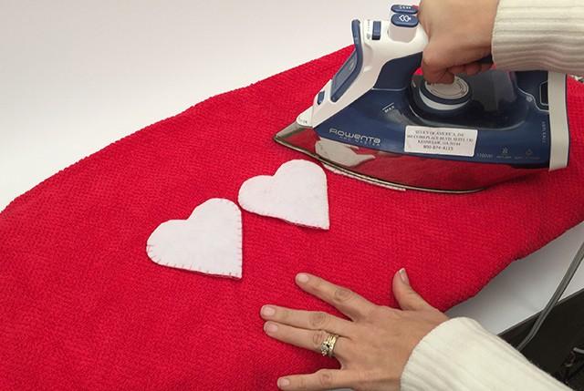ironing hearts