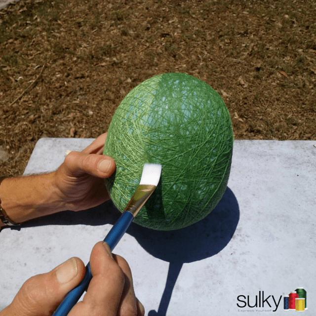 Sulky Solvy egg 4