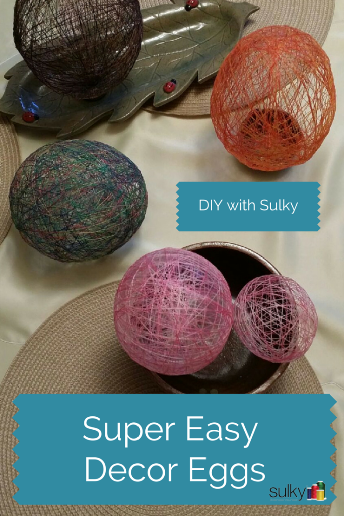Super Easy Easter Eggs!