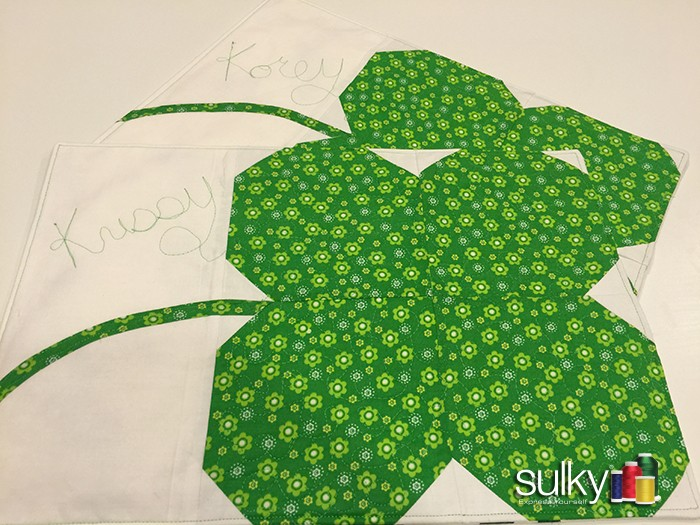 st patty placmat 6