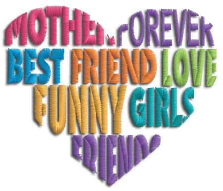 Mother-Friend-forever