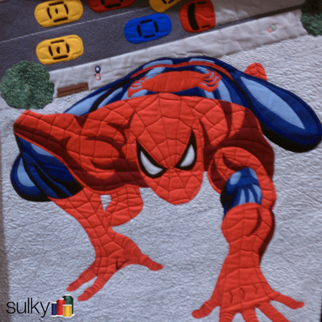 Eric Drexler's Spiderman