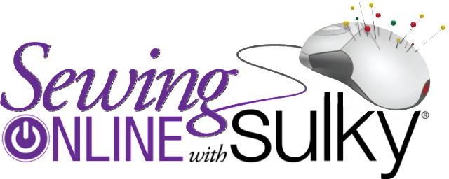 Sewing Online w Sulky Logo