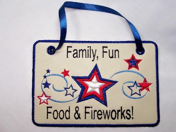 fun fam fireworks