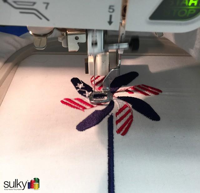 patriotic pinwheel 1