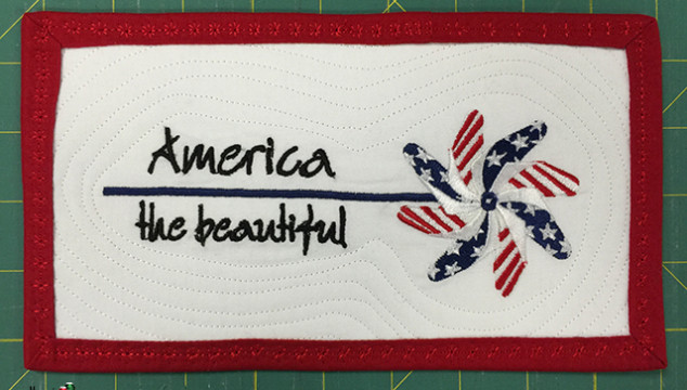 A Few Quick Patriotic Tutorials – Yes, you can do them all by this weekend!