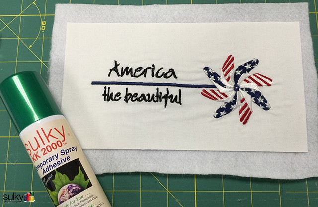 patriotic pinwheel 5