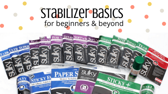 stabilizer basics