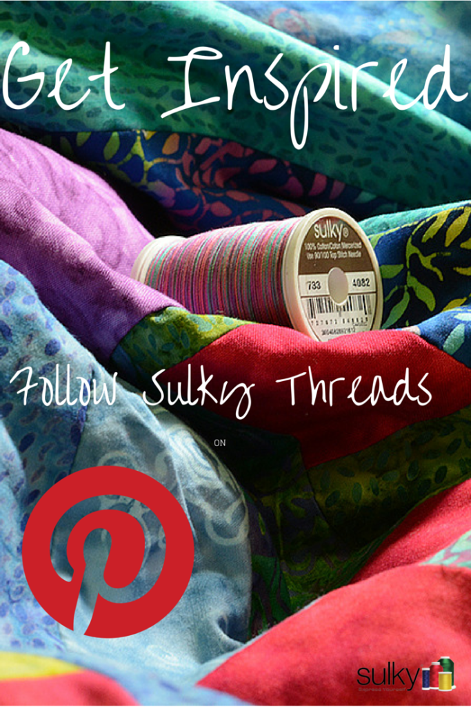 Follow #Sulky on Pinterest