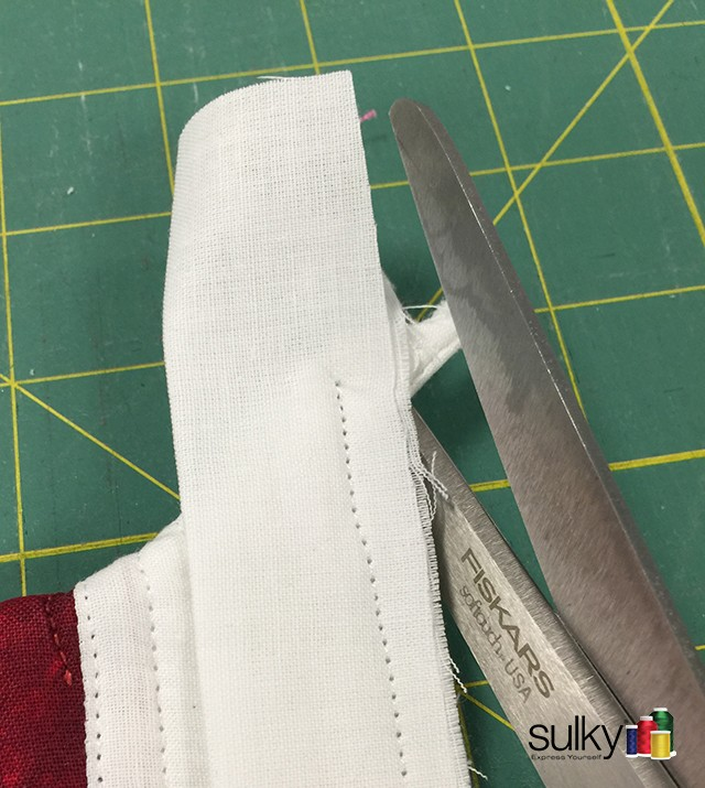 binding bottom