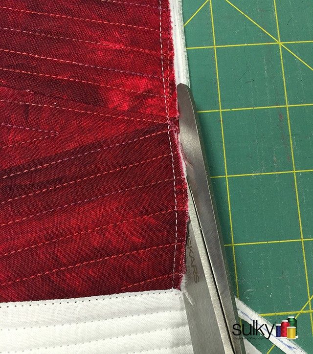 french seam trim