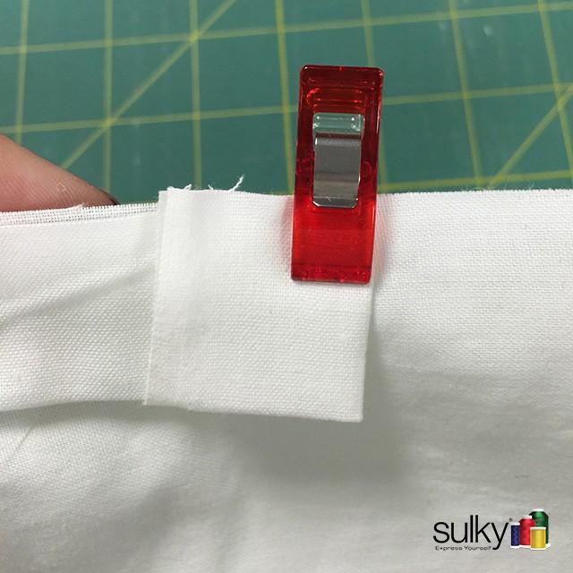 spool stocking binding 1