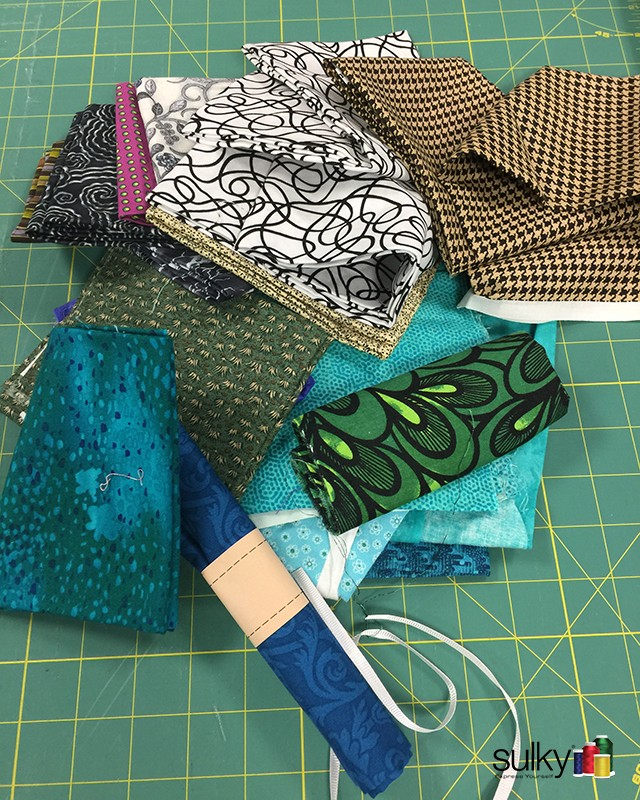 fabric folding 16