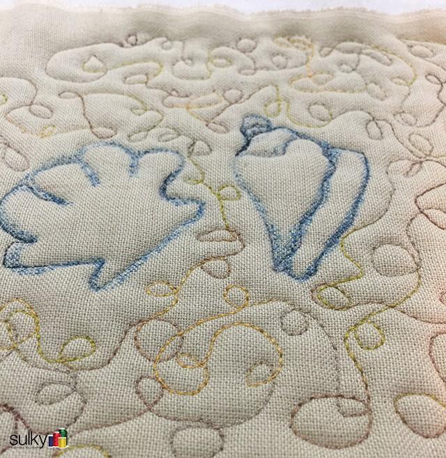 sandpaper seashell coasters 18