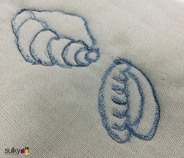 sandpaper seashell coasters 19