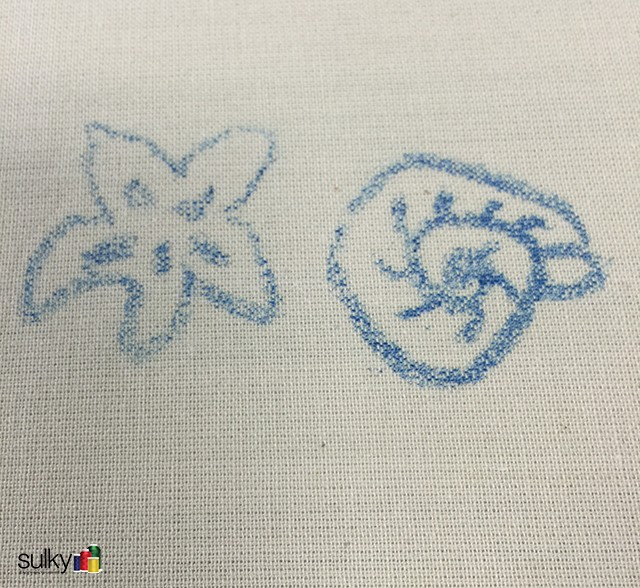 sandpaper seashell coasters 4