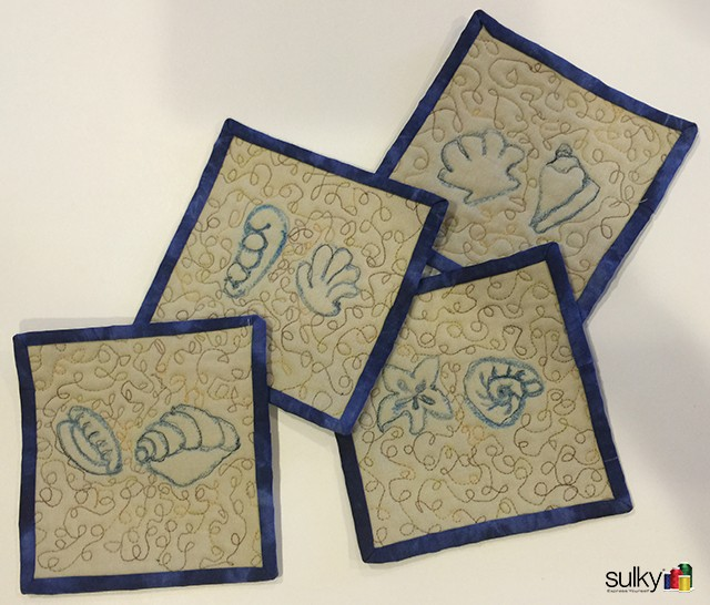 seashell coasters 4