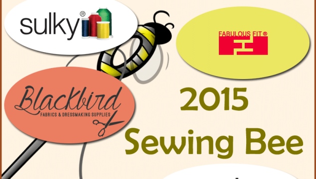 PatternReview.com 2015 Sewing Bee Contest