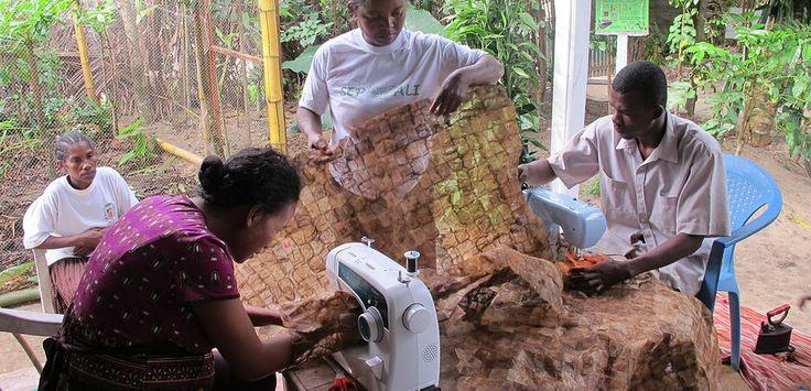 CPALI ladies sewing