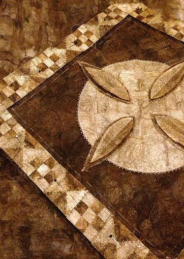 CPALI silk tapestry