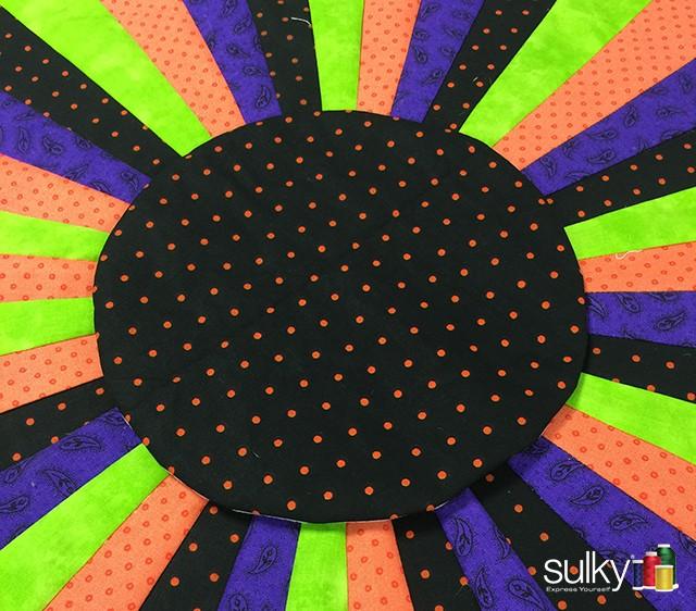 Halloween Table topper 13