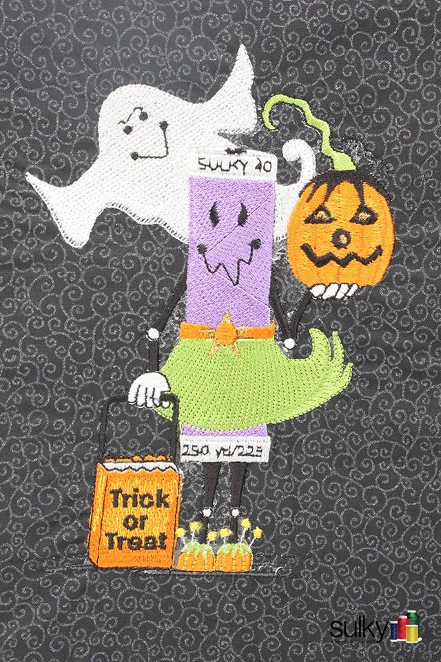 Halloween Spoolie