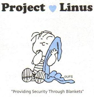 Sulky Supports Project Linus