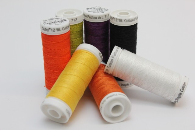 Halloween Petite Thread Collection