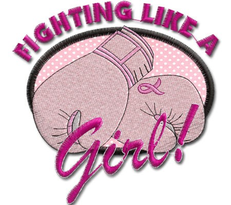 fighting like a girl