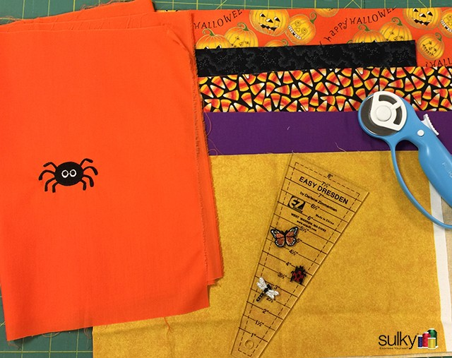 halloween placemat 17