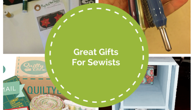 Great Gifts For Sewists