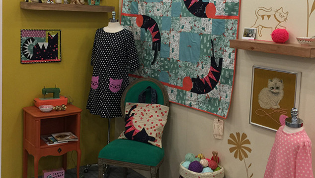 Trends From 2015 Fall Quilt Market