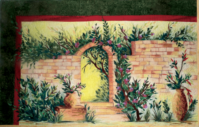 Garden Gate Journey, Designed by Carol Ingram