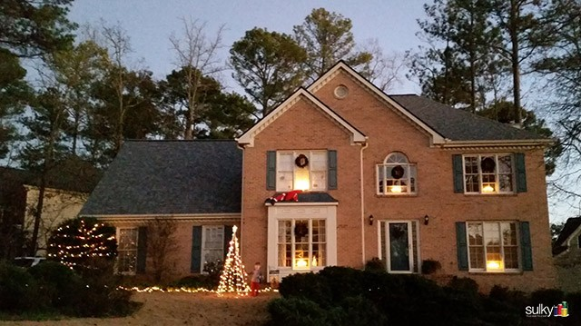 Kelley Gullison's house, Kelley is a Customer Service Rep for Gunold, our sister company