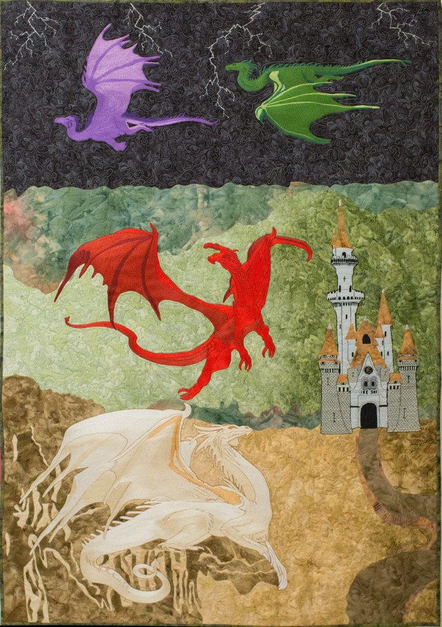 I Believe In Dragons by Eric Drexler