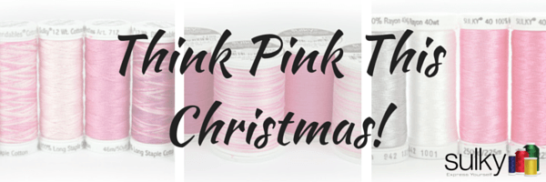 Think Pink For Christmas!