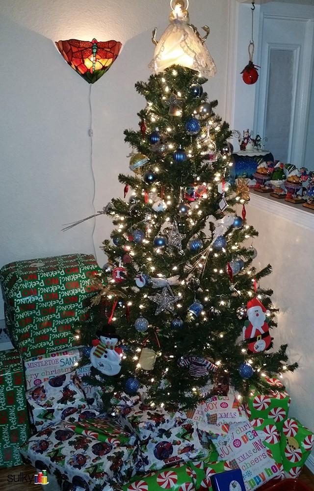 Eric's Christmas Tree