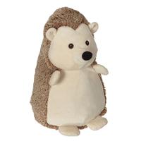 embroider a stuffed animal - hedgehog