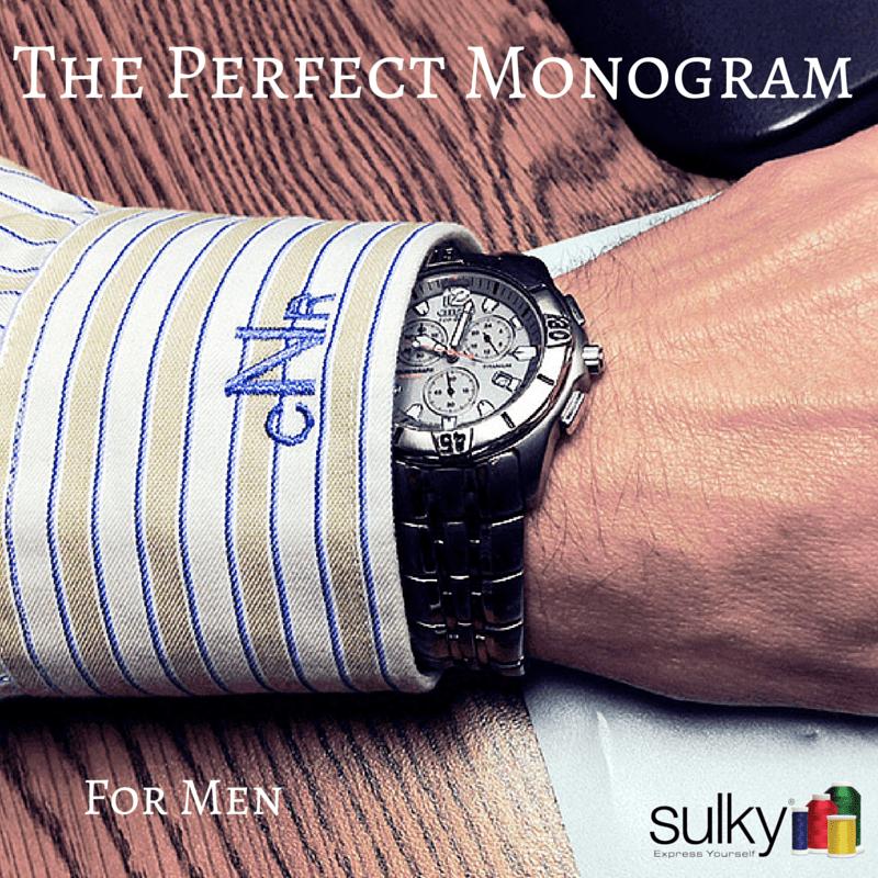 The Perfect Monogram