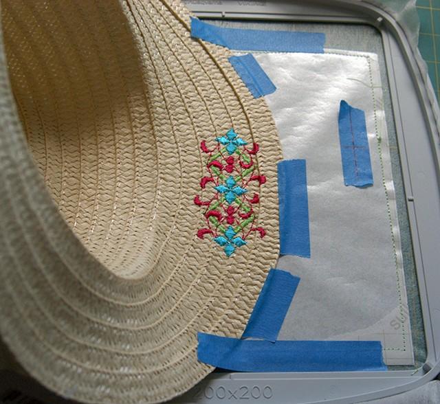 hat emb complete