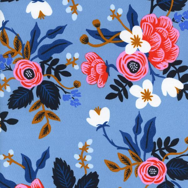 Cotton + Steel Collection Les Fleurs by Rifle Paper Co.