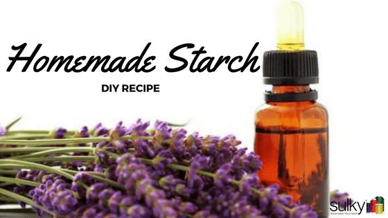 Homemade Starch