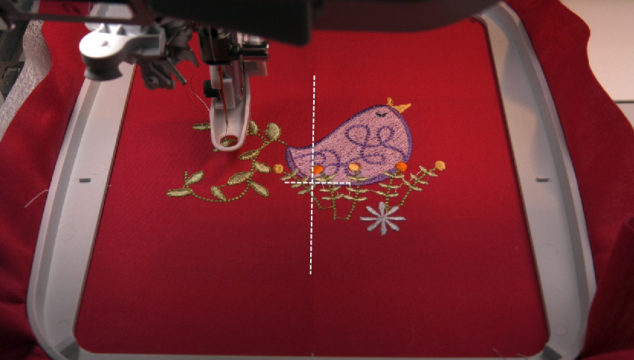 Machine Embroidery Series – Embroidery on Mid-Weight Cotton